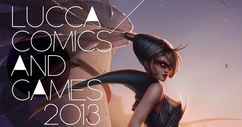 lucca comics, toc toc firenze