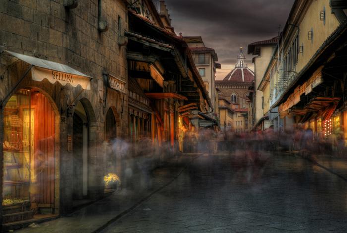 fantasmi, toc toc Firenze