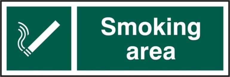 sala fumatori, toc toc firenze