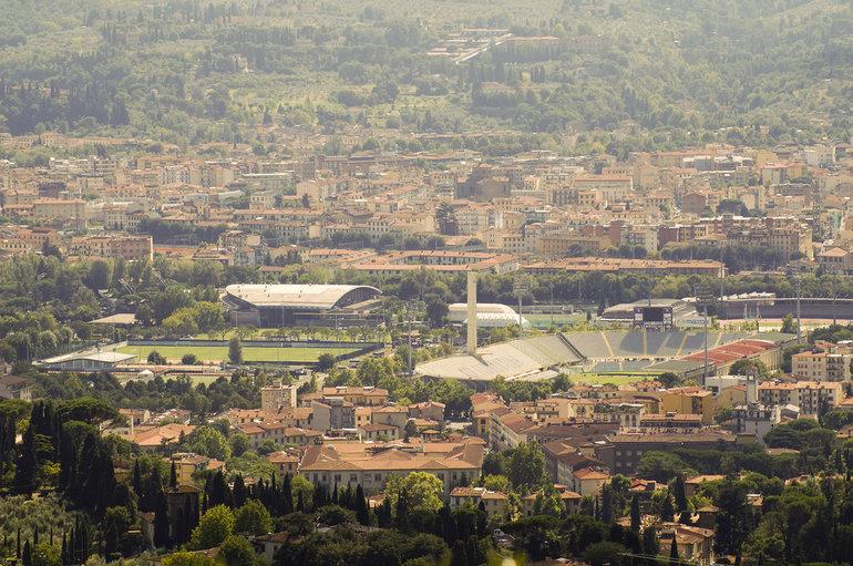 Fiorentina-Palermo, Toc Toc Firenze