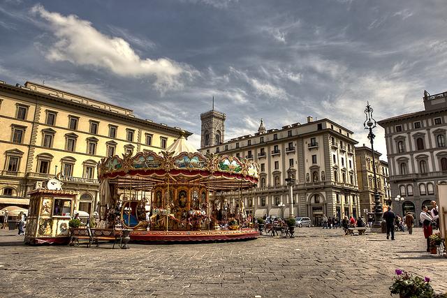 Raccontami Firenze, Toc Toc Firenze