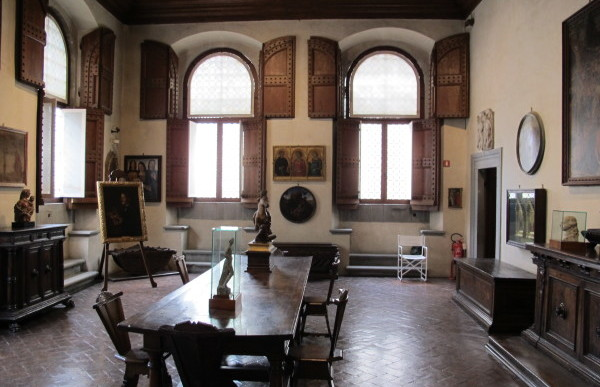 Museo Horne primo piano