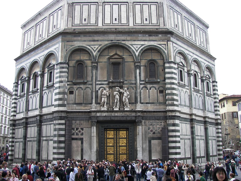 Battistero di San Giovanni, Toc Toc Firenze