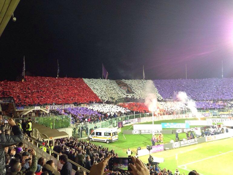 Fiorentina - Team Trentino, Toc Toc Firenze