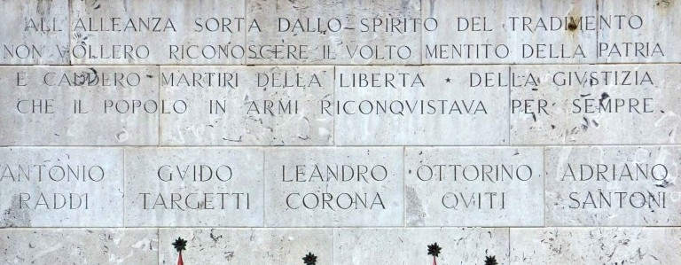 cinque martiri, toc toc firenze