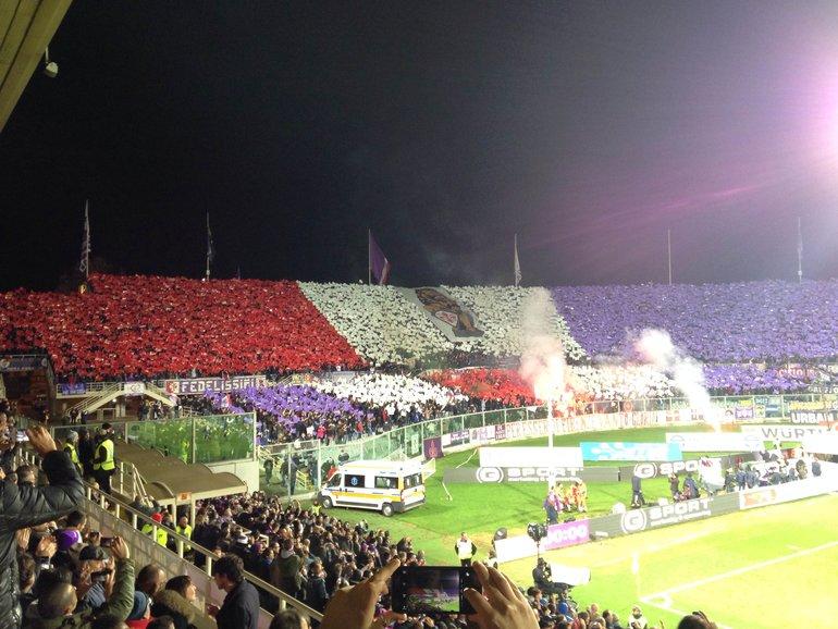 Fiorentina-Juventus, Toc Toc Firenze