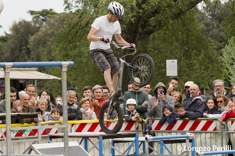 Florence Bike Festival, bici alle Cascine