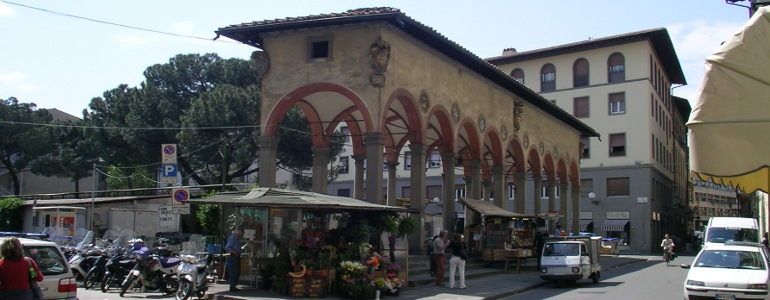Piazza dei Ciompi, toc toc firenze