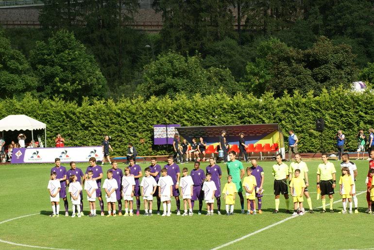 Fiorentina - Gyirmot, Toc Toc Firenze