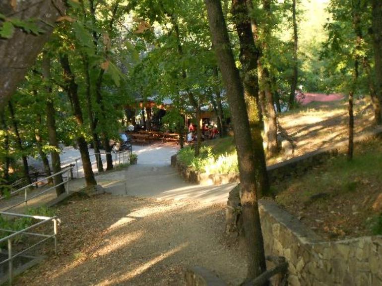campeggi a Fiirenze, toc toc