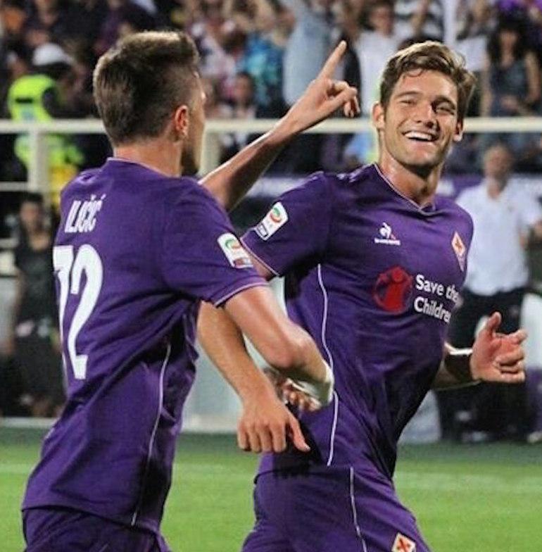 Fiorentina - Milan, Toc Toc Firenze