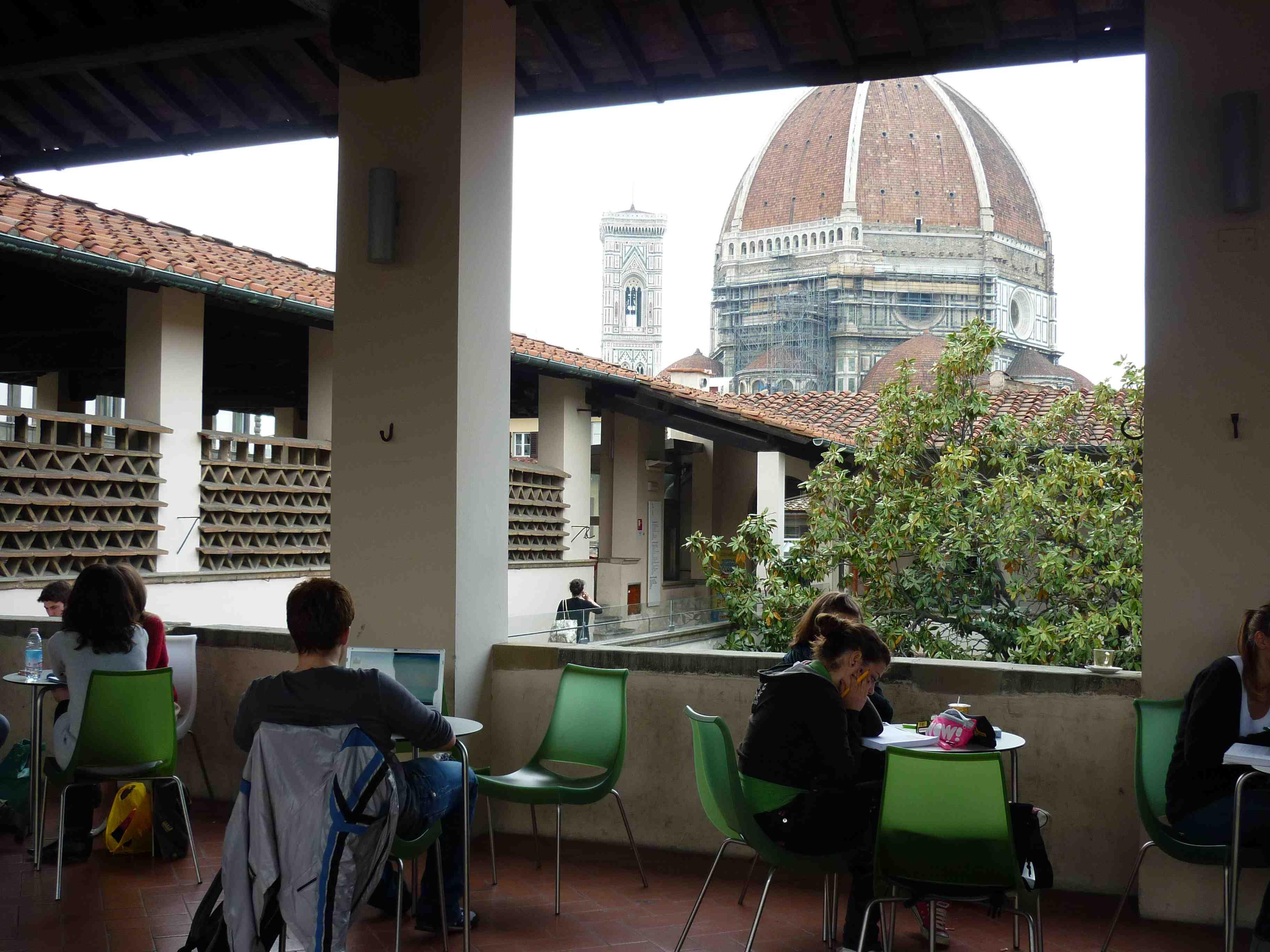 Biblioteche Fiorentine Quando A Casa Non Riesci A Studiare