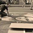 artisti di strada, noemi pratesi