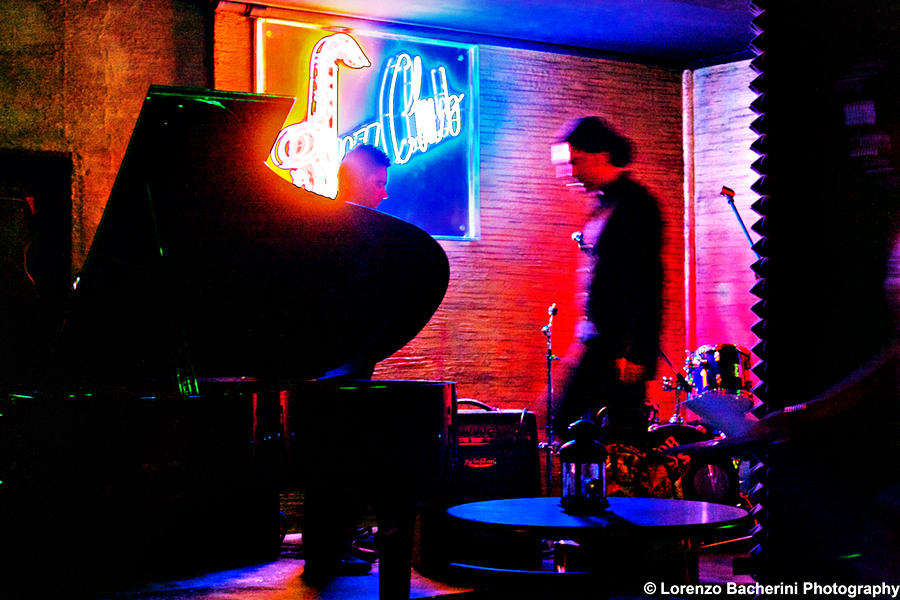 jazz club, toc toc firenze, lorenzo bacherini