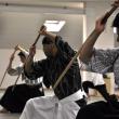 samurai, toc toc firenze
