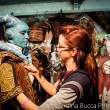Lucca Comics and Games 2013, oltre le mura , toc toc firenze Valentina bucca