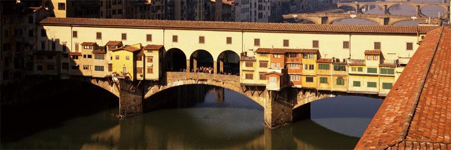 Corridoio Vasariano, toc toc firenze
