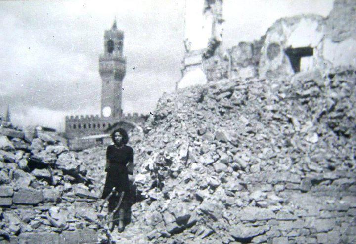seconda guerra mondiale, toc toc firenze
