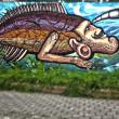 graffiti fiorentini, toc toc firenze