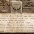 Dante, Toc Toc Firenze