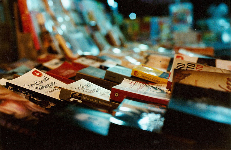 Libreria Martelli, Toc Toc Firenze
