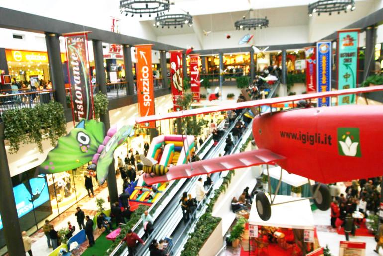 centro commerciale, toc toc firenze