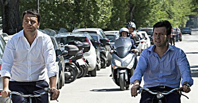 Nardella Renzi, Toc Toc Firenze