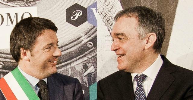 Renzi e Rossi, Toc Toc Firenze