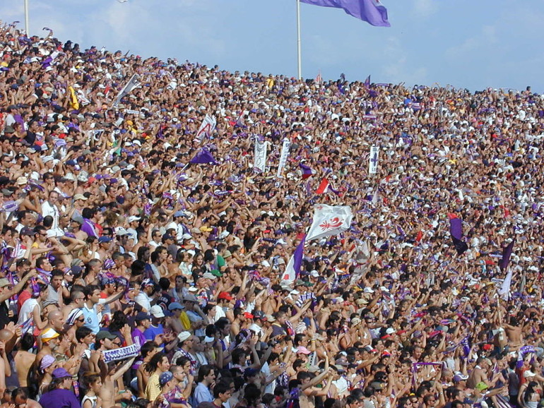 Sampdoria-Fiorentina, Toc Toc Firenze