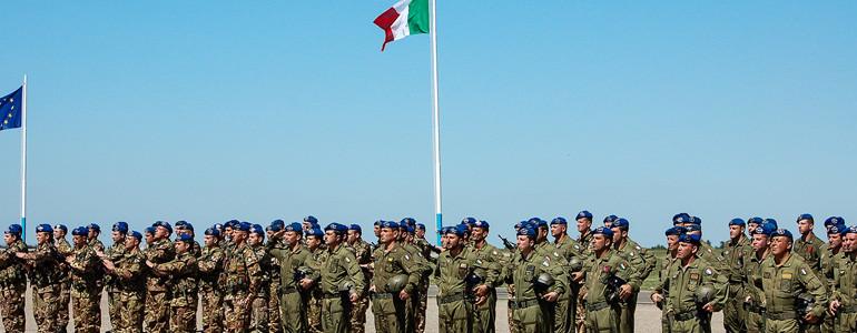 strutture militari, toc toc firenze