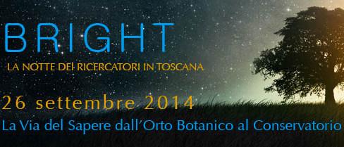 notte dei ricercatori