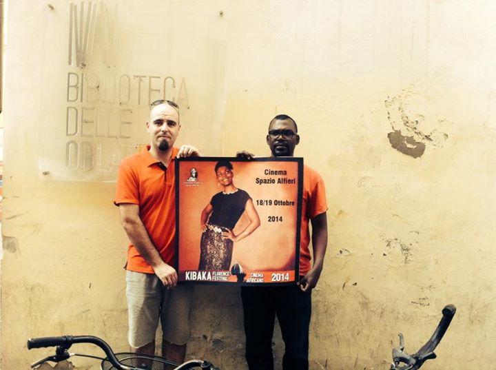 Kibaka Florence Film Festival, toc toc firenze