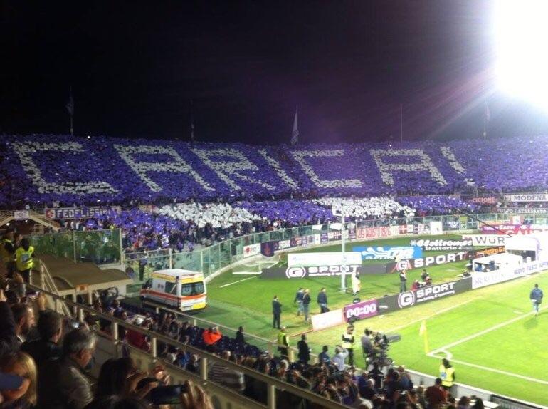 Fiorentina-Atalanta, Toc Toc Firenze