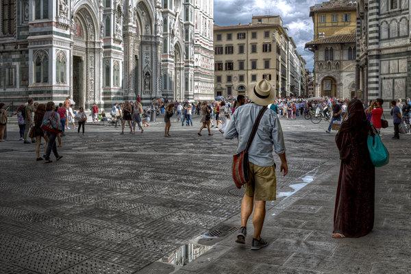 Altri Passi, Toc Toc Firenze