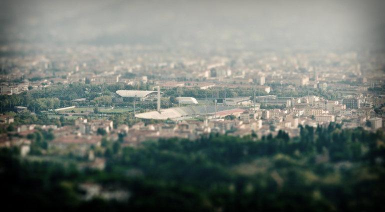 Paok Salonicco Fiorentina, toc toc firenze