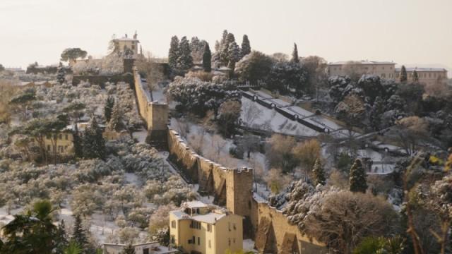 mura, Toc Toc Firenze