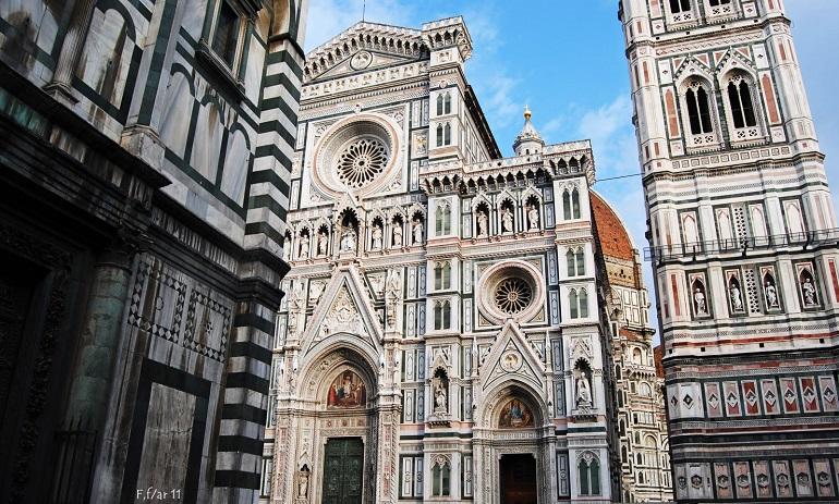 Piazza Duomo, Corte dei Conti, Toc Toc Firenze