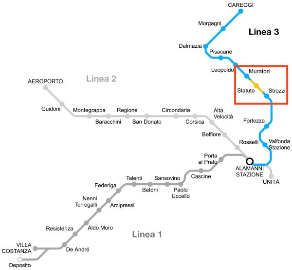 Mappa Statuto