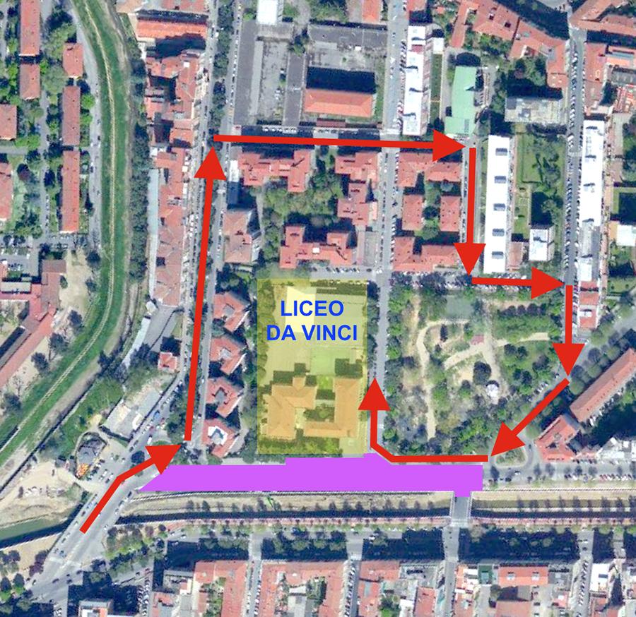Itinerario Liceo TOC