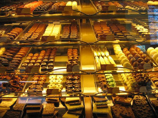 Sale da tè e cioccolaterie fiorentine, Toc Toc Firenze