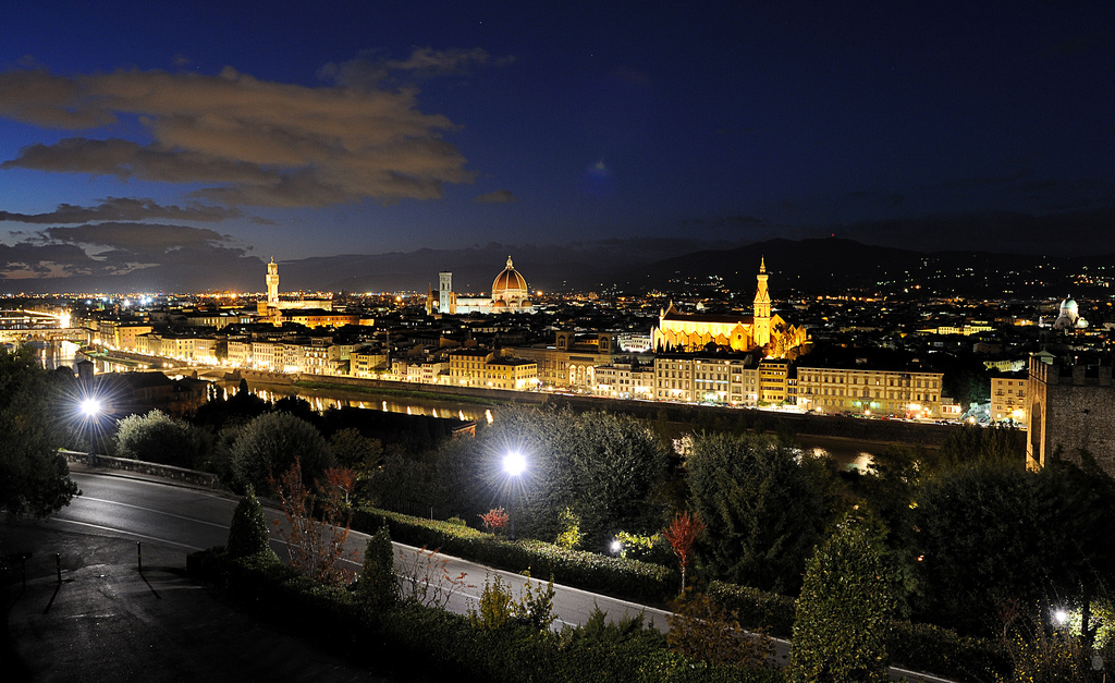 firenze by night, toc toc firenze