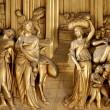 dettagli del Duomo di Firenze, toc toc firenze