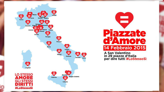 Piazzate d'amore italia 2