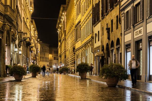 Il borotalco, Toc Toc Firenze