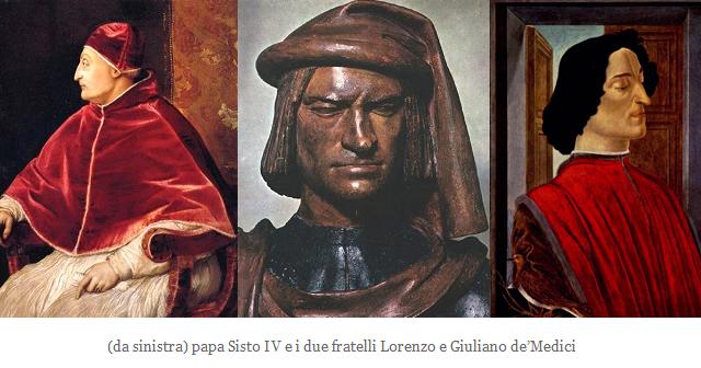 La Congiura dei Pazzi, l'eterno odio tra famiglie fiorentine