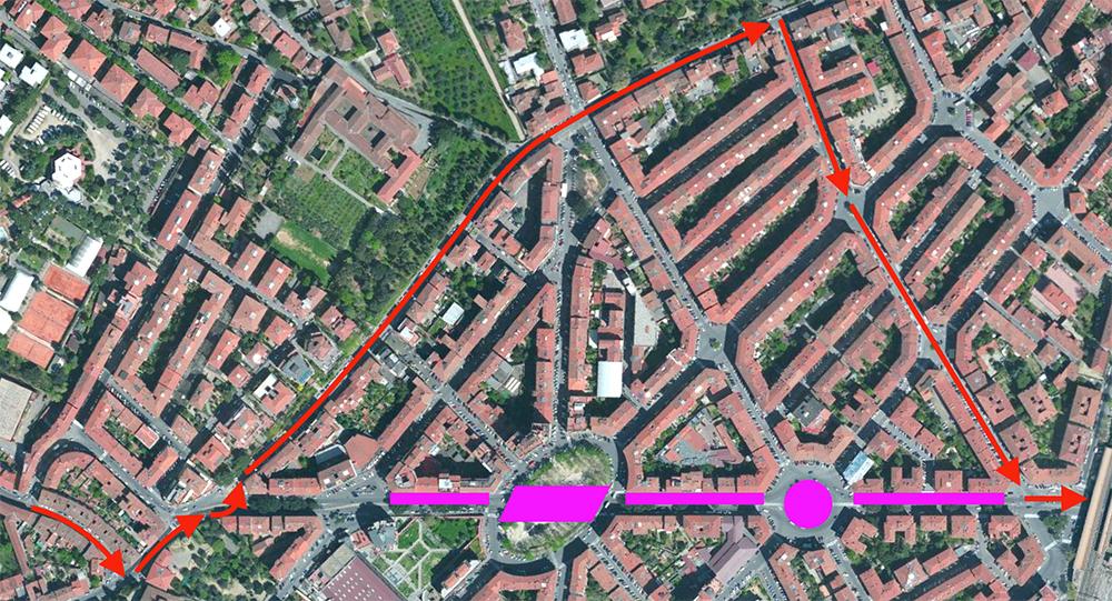 Itinerario Vittorio