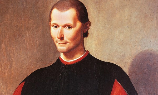 Machiavelli, Toc toc firenze