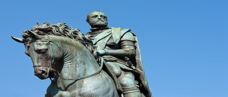 Cosimo de Medici, Toc Toc Firenze