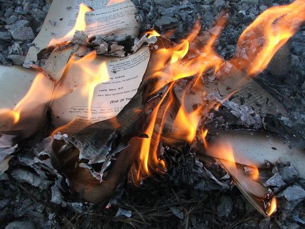 """""""Fahrenheit 451"""""""