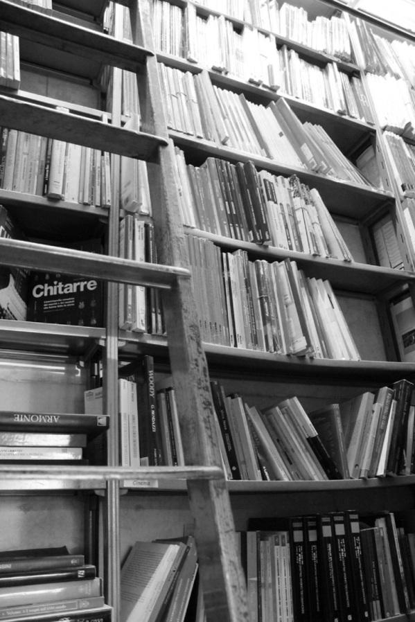 vecchi libri, toc toc